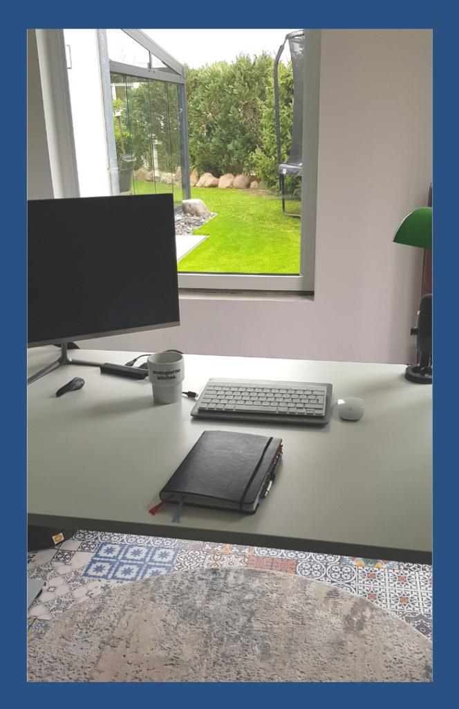 Office Views bei Gretel Niemeyer
